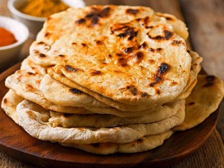 Бързи и лесни пърленки със сода, кисело мляко и сирене на фурна или на оребрен грил тиган - снимка на рецептата